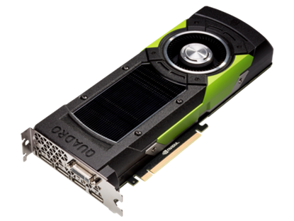 Picture of NVIDIA Quadro M6000 24GB Graphics Card(T7T61AA)