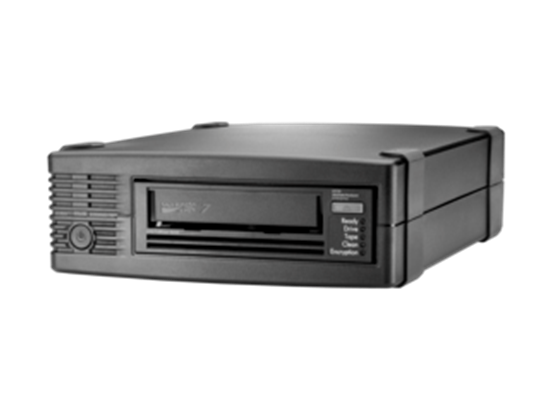 Picture of HPE StoreEver LTO-7 Ultrium 15000 External Tape Drive (BB874A)