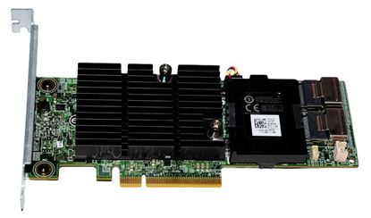 Hình ảnh Dell PERC H730 Adapter 12Gb/s SAS PCI-Express 3.0 2x4 Internal 1GB NV Flash Backed Cache (RAID 0,1,5,6,10,50,60)