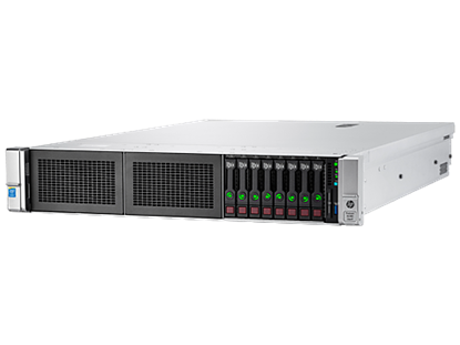 Picture of HPE ProLiant DL380 G9 SFF E5-2620v3 (2CPU)