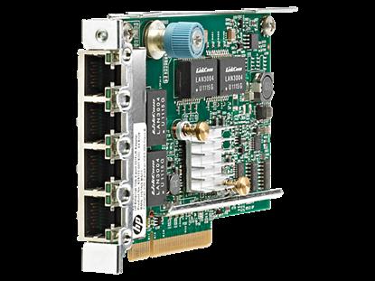Hình ảnh HPE Ethernet 1Gb 4-port 331FLR Adapter (629135-B22)