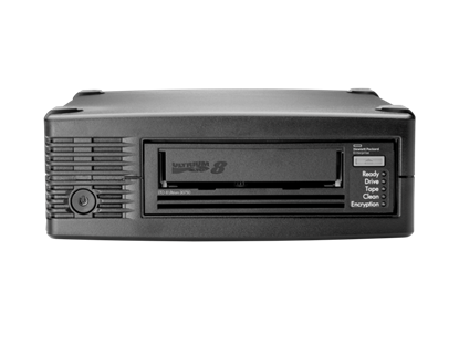 Picture of HPE StoreEver LTO-8 Ultrium 30750 External Tape Drive (BC023A)