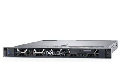 "Picture of Dell PowerEdge R640 3.5"" Silver 4112"