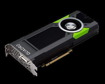 Hình ảnh NVIDIA Quadro P5000 (16GB) Graphics Card (Z0B13AA)