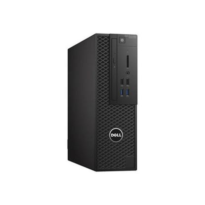 Picture of Dell Precision Tower 3420 SFF Workstation E3-1240 v6