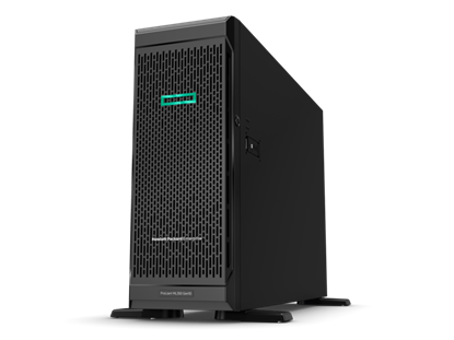 Picture of HPE ProLiant ML350 G10 SFF Silver 4110