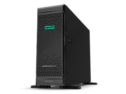 Picture of HPE ProLiant ML350 G10 SFF Silver 4112