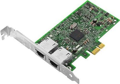 Hình ảnh ThinkSystem Broadcom NetXtreme PCIe 1Gb 2-Port RJ45 Ethernet Adapter (7ZT7A00482)