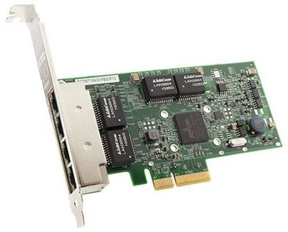 Picture of ThinkSystem Intel I350-T4 PCIe 1Gb 4-Port RJ45 Ethernet Adapter (7ZT7A00535)