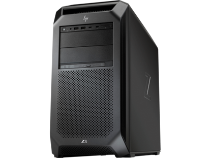 Picture of HP Z8 G4 Workstation Silver 4110