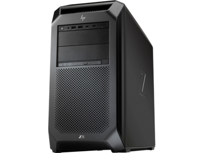 Picture of HP Z8 G4 Workstation Silver 4114