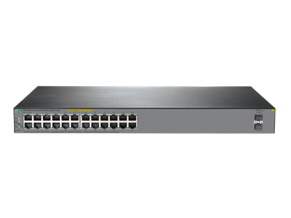 Picture of HPE OfficeConnect 1920S 24G 2SFP PoE+ 370W Switch (JL385A)