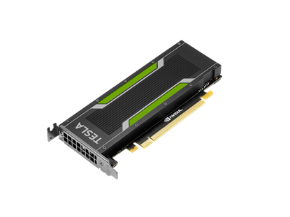 Picture of HPE NVIDIA Tesla P4 8GB Computational Accelerator (Q0V79A)