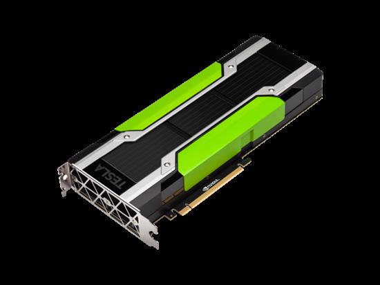 Picture of HPE NVIDIA Tesla P100 PCIe 16GB Computational Accelerator (Q0E21A)