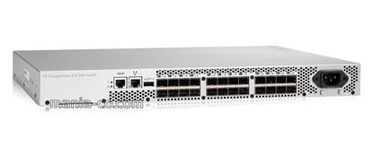 Hình ảnh HPE 8/8 (8) Full Fabric Ports Enabled SAN Switch (AM867C)