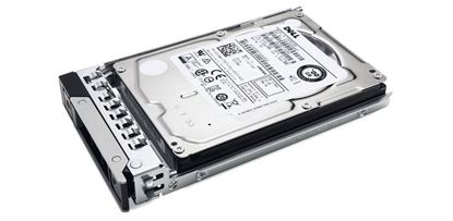 Picture of Dell 1.2TB 10K RPM SAS 12Gbps 512n 2.5in Hot-plug Hard Drive