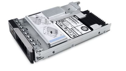 Hình ảnh Dell 600GB 10K RPM SAS 12Gbps 512n 2.5in Hot-plug Hard Drive, 3.5in HYB CARR