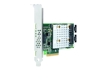 Hình ảnh HPE Smart Array P408i-p SR Gen10 (8 Internal Lanes/2GB Cache) 12G SAS PCIe Plug-in Controller (830824-B21)