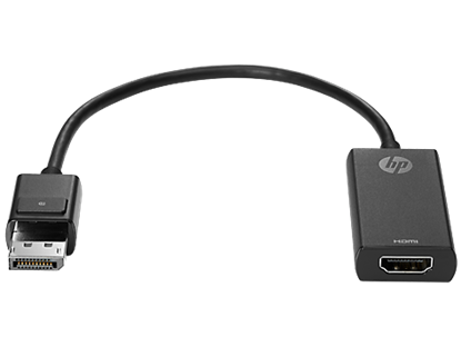 Hình ảnh HP DisplayPort To HDMI 4k Adapter (K2K92AA)