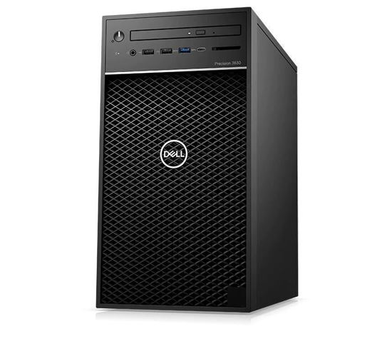 Picture of Dell Precision Tower 3630 Workstation Xeon E-2186G
