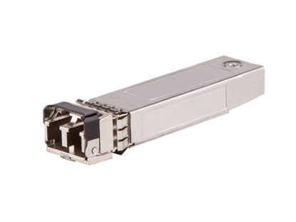 Picture of Aruba 1G SFP LC SX 500m OM2 MMF Transceiver (J4858D)