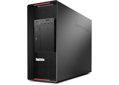 Picture of Lenovo ThinkStation P920 Workstation Silver 4210
