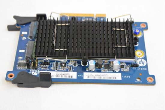 Picture of HP SPS-SSD Multipltfrm PCIe-Dual M.2 Adptr