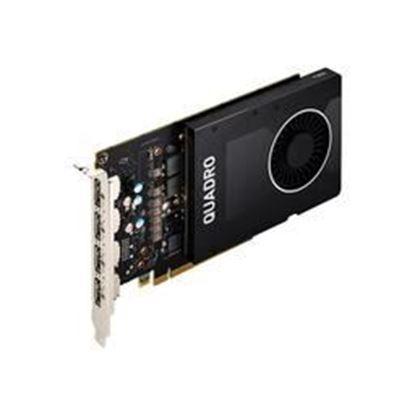 Hình ảnh NVIDIA Quadro P2000 (5GB) Graphics Card (1ME41AA)