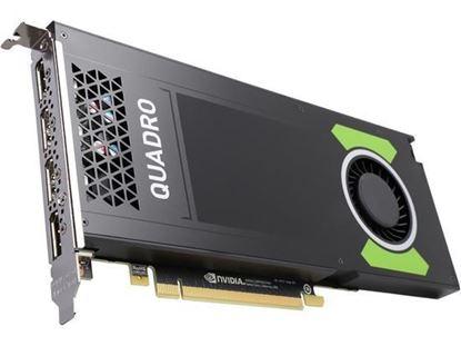 Hình ảnh NVIDIA Quadro P4000 (8GB) Graphics Card (1ME40AA)