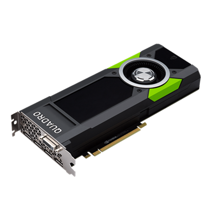 Hình ảnh NVIDIA® Quadro® P5000, 16GB, 4 DP, DL-DVI-D