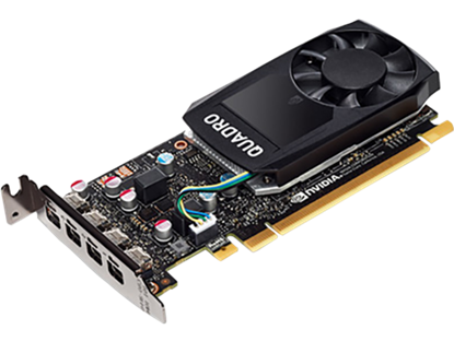 Hình ảnh NVIDIA Quadro P620 2GB Kit w/2 Adapters ( 3ME25AA)