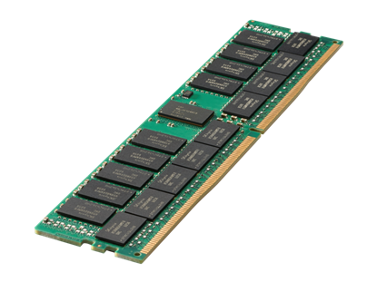 Picture of HPE 16GB (1x16GB) Single Rank x4 DDR4-2933 CAS-21-21-21 Registered Smart Memory Kit (P00920-B21)
