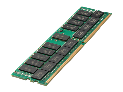 Picture of HPE 128GB (1x128GB) Quad Rank x4 DDR4-2933 CAS-24-21-21 Load Reduced Smart Memory Kit (P11040-B21)