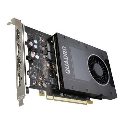 Hình ảnh NVIDIA Quadro P2000, 5GB, 4 DP