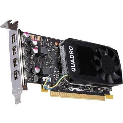 Hình ảnh NVIDIA® Quadro® P1000, 4GB, 4 mDP