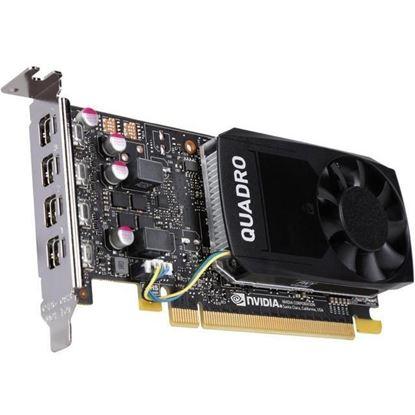 Picture of NVIDIA® Quadro® P1000, 4GB, 4 mDP