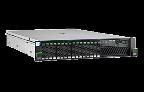 Hình ảnh FUJITSU Server PRIMERGY RX2540 M4 SFF Bronze 3104