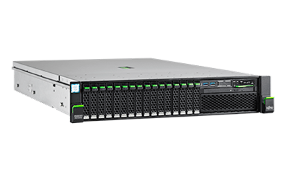 Picture of FUJITSU Server PRIMERGY RX2540 M4 SFF Platinum 8180