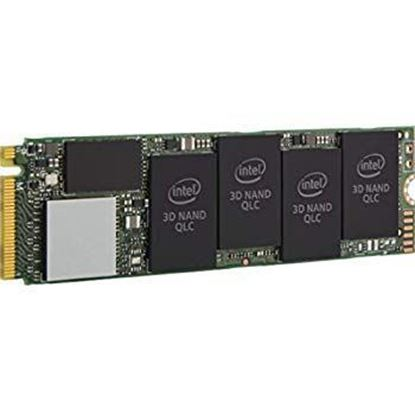 Hình ảnh Intel® SSD 760p Series (512GB, M.2 80mm, PCIe 3.0 x4, 3D2, TLC)
