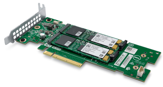 Picture of BOSS controller card, low profile, Customer Kit