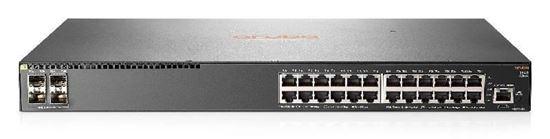 Hình ảnh Aruba 2540 24G 4SFP+ Switch (JL354A)