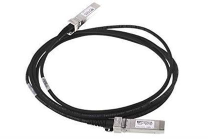 Picture of HPE X242 10G SFP+ to SFP+ 3m DAC Cable (J9283B)