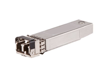 Picture of HPE X121 1G SFP LC LX Transceiver (J4859D)