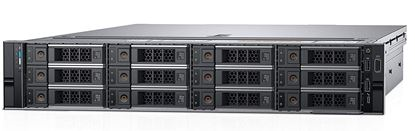 "Hình ảnh Dell PowerEdge R740xd 3.5"" Silver 4210"
