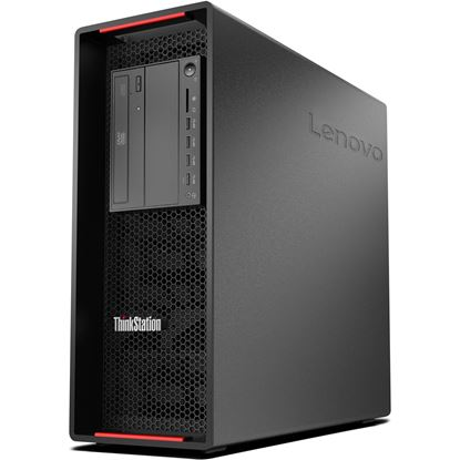 Hình ảnh Lenovo ThinkStation P720 Workstation SILVER 4114