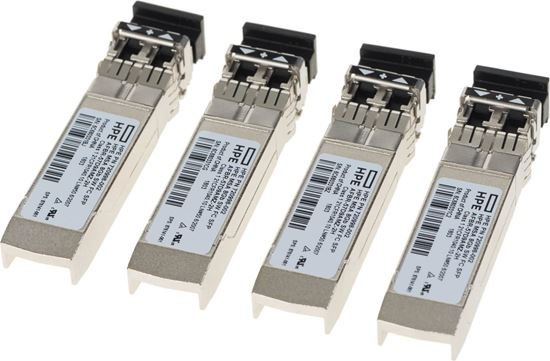 Picture of HPE 16Gb FC SW SFP+ Transceiver (4-Pack) (C8R24B)