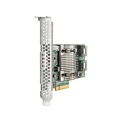 Hình ảnh HPE H240 12Gb 2-ports Int Smart Host Bus Adapter (726907-B21)
