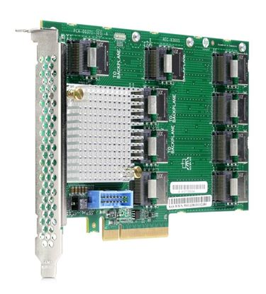 Hình ảnh HPE DL38X Gen10 12Gb SAS Expander Card Kit with Cables (870549-B21)