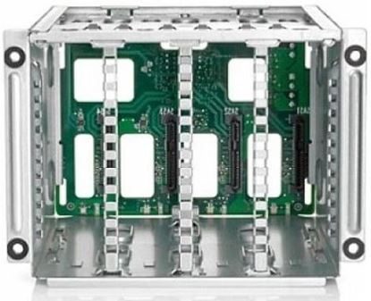 Hình ảnh HPE DL38X Gen10 SFF Box1/2 Cage/Backplane Kit	(826691-B21)