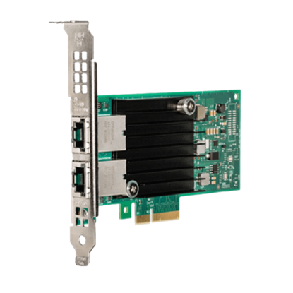Picture of Intel X550-T2 10GbE Dual Port NIC (1QL46AA)